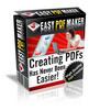 Thumbnail Easy PDF Maker